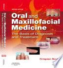 Oral and Maxillofacial Medicine