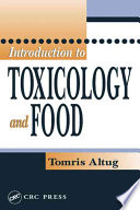 Introduction To Toxicology And Food Book PDF