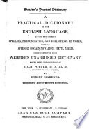 A Practical Dictionary of the English Language