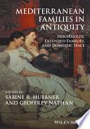Mediterranean Families in Antiquity Book PDF