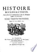 Tome Trente-Troisiéme. Depuis l'an 1562. jusqu'en 1563