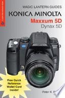 Konica Minolta Maxxum Dynax 5D