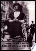 Literature Of The Women S Suffrage Campaign In England