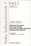Advanced Concepts  Life Cycle Models and Tools for Object oriented Software Development