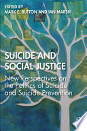 Suicide and Social Justice