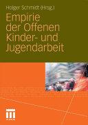 Empirie der Offenen Kinder- und Jugendarbeit