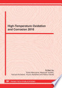 High Temperature Oxidation And Corrosion 2010 Book PDF