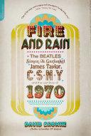 Fire and Rain Pdf/ePub eBook