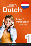 Learn Dutch   Level 1  Introduction to Dutch