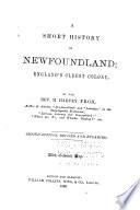 A Short History of Newfoundland