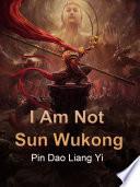 I Am Not Sun Wukong