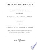 The Industrial Struggle