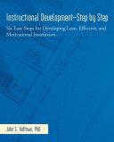 Instructional Development   Step by Step