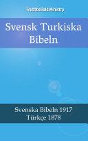 Svensk Turkiska Bibeln