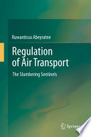 Regulation Of Air Transport Book PDF