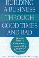 Building a Business Through Good Times and Bad