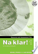Na Klar! 1 - Resource and Assessment File