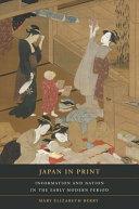 Japan in Print
