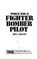 World War II Fighter bomber Pilot