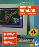 Mastering AutoCAD Release 12 Book