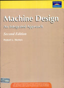 Machine Design  An Integrated Approach  2 E