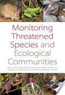 Monitoring Threatened Species and Ecological Communities Book