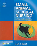 Small Animal Surgical Nursing