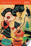 The Best American Nonrequired Reading 2013 Book