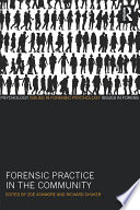 Forensic Practice in the Community Book