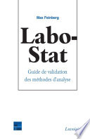 Labostat – Guide de validation des méthodes d'analyse
