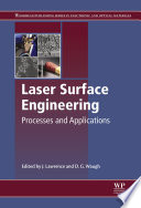 Laser Surface Engineering Book PDF