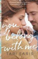 You Belong with Me (Restoring Heritage Book #1) Pdf/ePub eBook