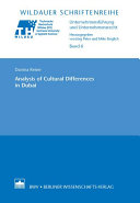 Analysis of Cultural Differences in Dubai - Seite 50