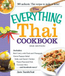 The Everything Thai Cookbook