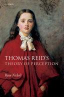 Thomas Reid s Theory of Perception