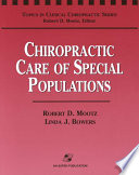 Chiropractic Care Of Special Populations