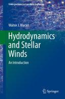 Hydrodynamics and Stellar Winds
