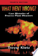 What Went Wrong  Book
