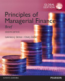 Principles of Managerial Finance  Brief  Global Edition