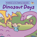 Harold and the Purple Crayon  Dinosaur Days Book