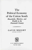 The Political Economy Of The Cotton South