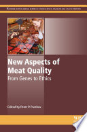 New Aspects of Meat Quality