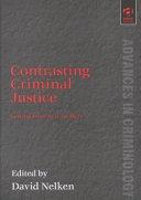 Contrasting Criminal Justice