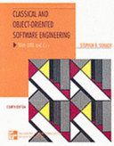 Classical and Object oriented Software Engineering with UML and C