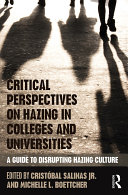 Critical Perspectives on Hazing in Colleges and Universities Pdf/ePub eBook