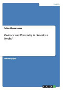Violence and Perversity in 'American Psycho' ebook