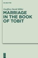 Marriage in the Book of Tobit [Pdf/ePub] eBook