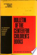 Bulletin of the Center for Children's Books