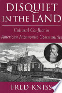 Disquiet in the Land Book