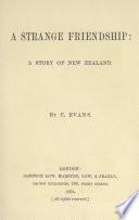 A Strange Friendship Book PDF